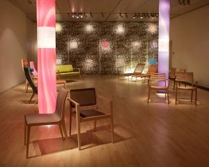 Inside/ Outside, furniture Jakob Berg - Dansk Design Center 2007.
