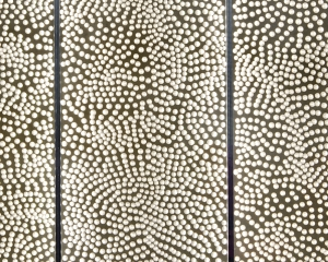 DOTS-Acrylic panel - Artificial light. Fragment