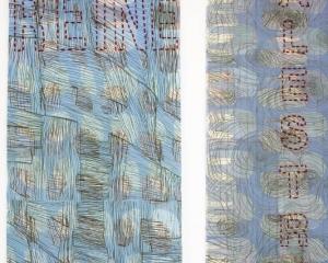 room 2 closeup. textilebanner