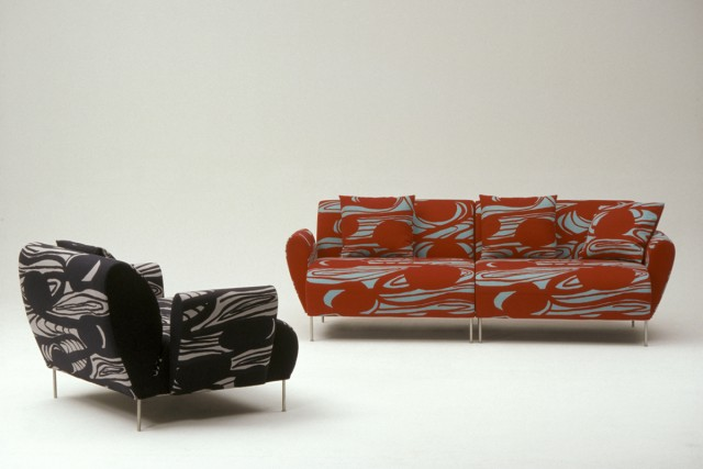 Flood sofa Bellacentret – 1998