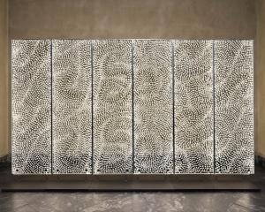 DOTS - 6 acrylic light panels -Artificial light