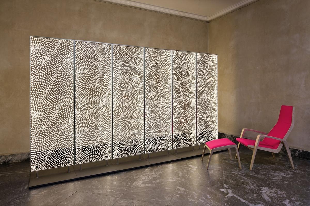 Dots Solo Exhibition Design Museum Denmark 2012 Dorte